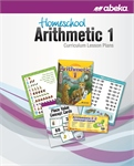 Homeschool Arithmetic 1 Curriculum Lesson Plans Thumbnail