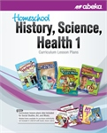 Homeschool History, Science, and Health 1 Curriculum Lesson Plans Thumbnail