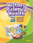 History, Science, and Health 2 Activity Book (Bound) Thumbnail