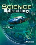 Science: Matter and Energy Digital Textbook Thumbnail