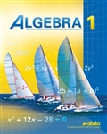 Algebra 1 Digital Textbook Thumbnail