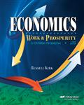 Economics: Work and Prosperity Digital Textbook Thumbnail