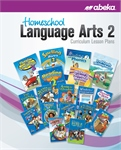 Homeschool Language Arts 2 Curriculum Lesson Plans—New