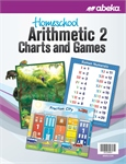 Homeschool Arithmetic 2 Charts and Games—Revised