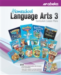 Homeschool Language Arts 3 Curriculum Lesson Plans—Revised