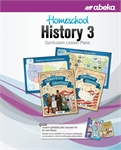Homeschool History 3 Curriculum Lesson Plans Thumbnail