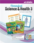 Homeschool Science and Health 3 Curriculum Lesson Plans Thumbnail