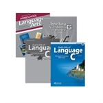 Grade 6 Language Arts Parent Kit