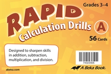 Rapid Calculation Drills A Thumbnail