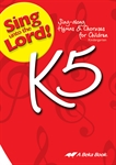 K5 Sing unto the Lord CD Thumbnail
