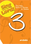 Grade 3 Sing unto the Lord CD