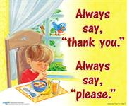 Always Say Thank You