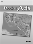 Book of Acts Test Book