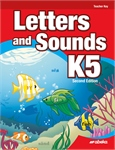 Letters and Sounds K5 Teacher Key Thumbnail