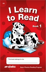 I Learn to Read Book 1—(Package of 10)