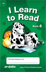 I Learn to Read Book 4 (Package of 10)