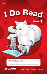 I Do Read Book 1 (Package of 10)