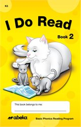 I Do Read Book 2 (Package of 10)