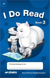 I Do Read Book 3 (Package of 10)