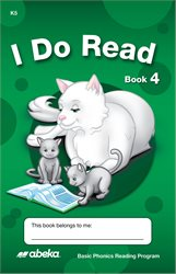 I Do Read Book 4 (Package of 10)