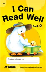 I Can Read Well Book 2 (Package of 10)