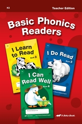 Basic Phonics Readers Teacher Edition