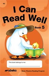 I Can Read Well, Book 5 (Package of 10)