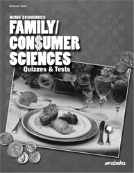 Family and Consumer Sciences Quiz and Test Book