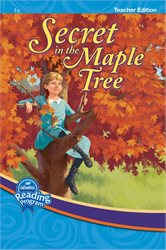 Secret in the Maple Tree Teacher Edition