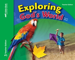 Exploring God's World Teacher Edition