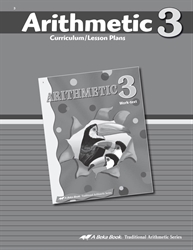 Arithmetic 3 Curriculum