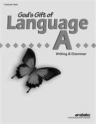 God's Gift of Language A Quiz and Test Book