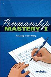 Abeka Product Information Penmanship Mastery I