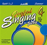 Joyful Singing for Teens #4 CD