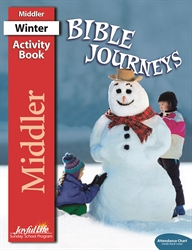 Bible Journeys Middler Activity Book