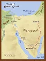Moses II: Sinai to Jordan Teaching Posters