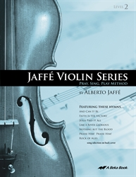 Jaffe Violin Series Level 2