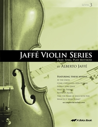 Jaffe Violin Series Level 3