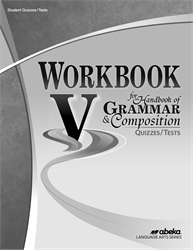 Workbook V Quiz and Test Book