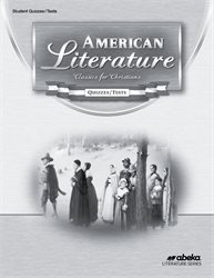 American Literature Quiz and Test Book