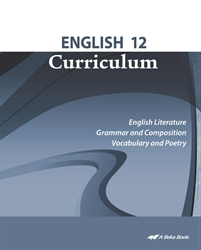 English 12 Curriculum