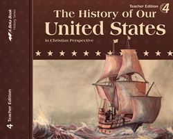 History of Our United States Teacher Edition