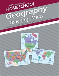 Homeschool Geography Teaching Maps