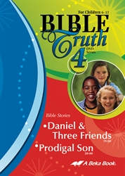 Bible Truth DVD #4: Daniel & Three Friends, Prodigal Son