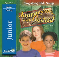 Journeying with Jesus Junior CD