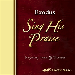 Exodus Sing His Praise CD