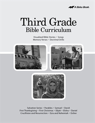 Grade 3 Bible Curriculum