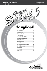 Joyful Singing for Teens #5 Songs