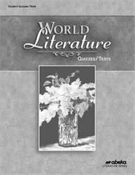 World Literature Quiz and Test Book
