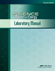 Science Matter and Energy Lab Manual Teacher Edition